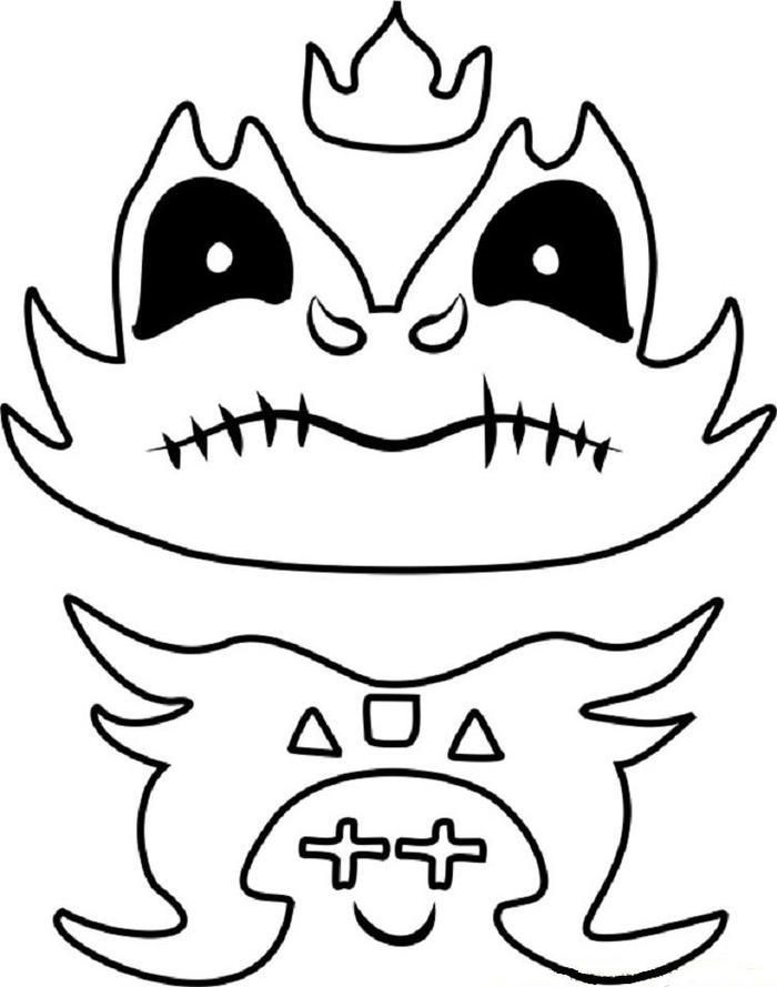 Final Froggit Undertale Coloring Pages Lion Coloring Pages