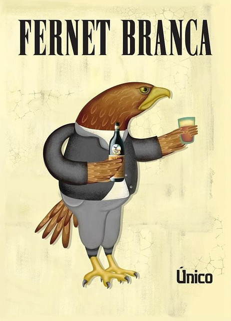 Fernet Branca ads