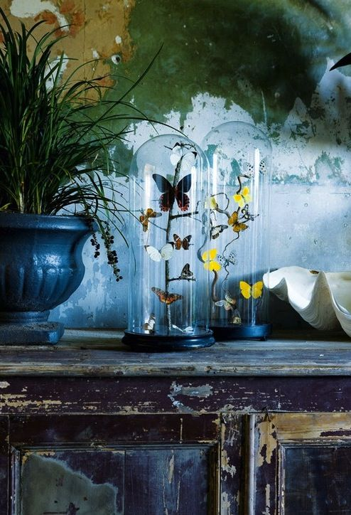L'intérieur deDebra Croninpeut en surprendre plus d'un, car sa vision de la décoration d'intérieur tient plus du concept que de l'aménagement d'intérieur comme on l'entend. Pour vous dire, elledécrit sa maison comme «Alice aux pays des merveilles rencontrant la famille Adams». Après plusieurs années passées à Londres, Debra Cronina retrouvé son Australie natale en 2009 et a choisi d'habiter une vieille bicoque victoriennedatant de1885, dans...