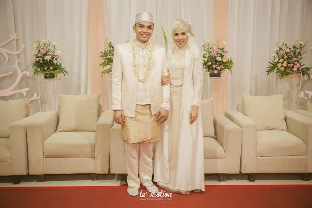 Model Baju Pengantin Muslim 2014
