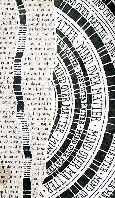 art journal - writing inspiration