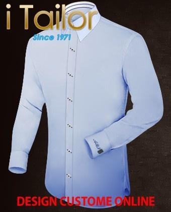 Design Custom Shirt 3D $19.95 overhemden op maat maken Click http://itailor.nl