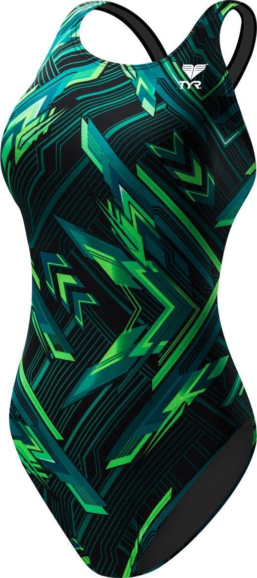 Women's Zenith Maxfit Swimsuit - Competition - Swimwear - Womens | TYR