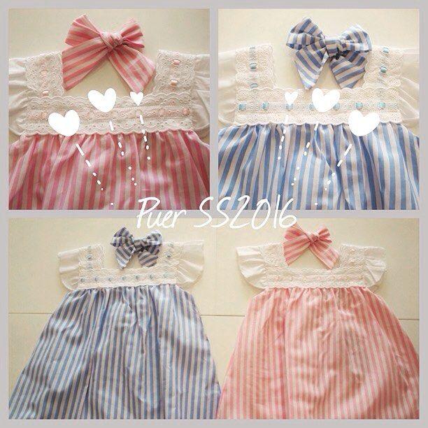 #puerloja #almada #madeinportugal #manas #sisters #pinkandblue #pink #blue #kidsclothes #kidsfashion #baby #babyfashion #vestido #dress