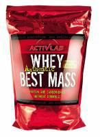 Whey Best Mass Dibencozide Positive to znany i lubiany gainer czyli odżywka białkowo węglowodanowa na masę. W okresie budowy masy mięśniowej zapotrzebowanie na białko i węglowodany jest wyższe i należy wspierać swoją dietę odżywkami typu Whey Best Mass Dibencozide Positive.