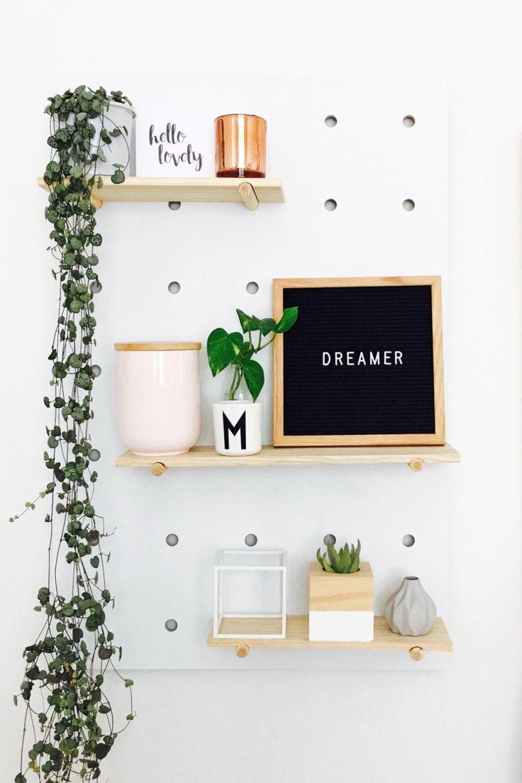 Shelf goals.