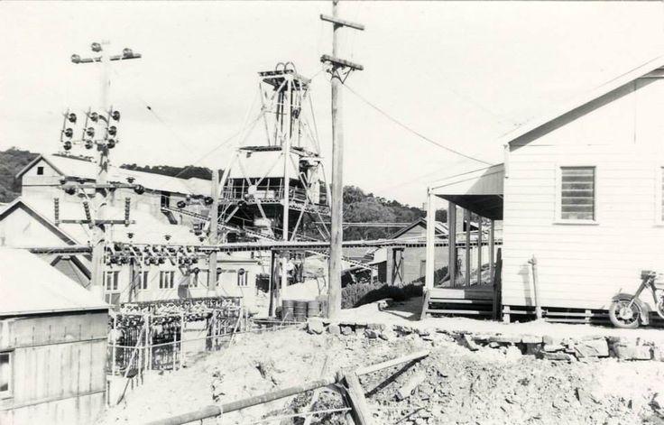 Wattle Gully Gold mine Chewton Australia