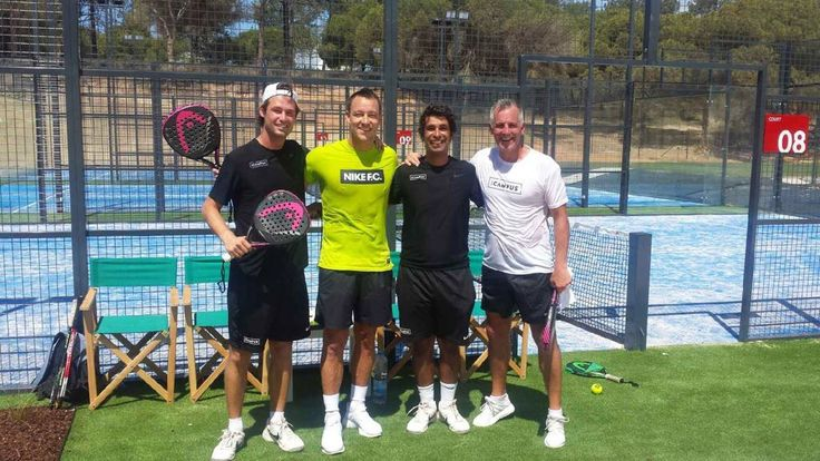 A pleasure to have #johnterry with us at #thecampus #bringyourgame