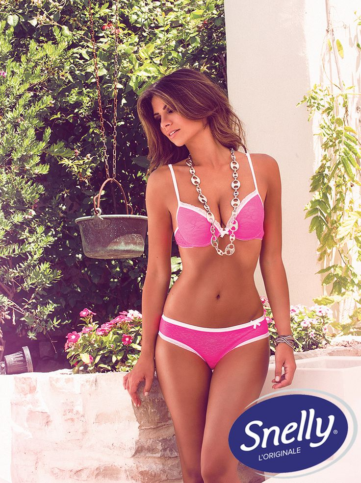 '#Flash in the #night' Snelly Intimo #Spring #Summer Collection with Alessia Ventura.