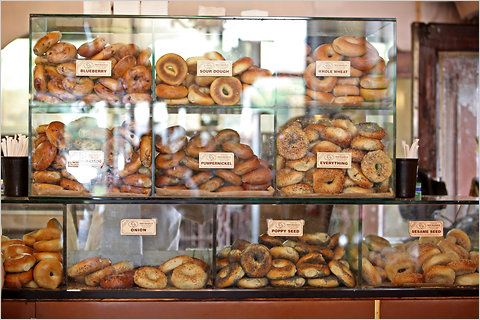 H & H bagels - NYC The BEST bagels in the world