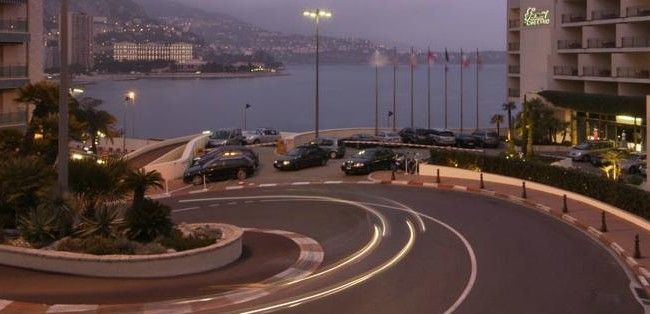 The formula 1 famed fairmont hairpin turn in monaco for Prix hotel france
