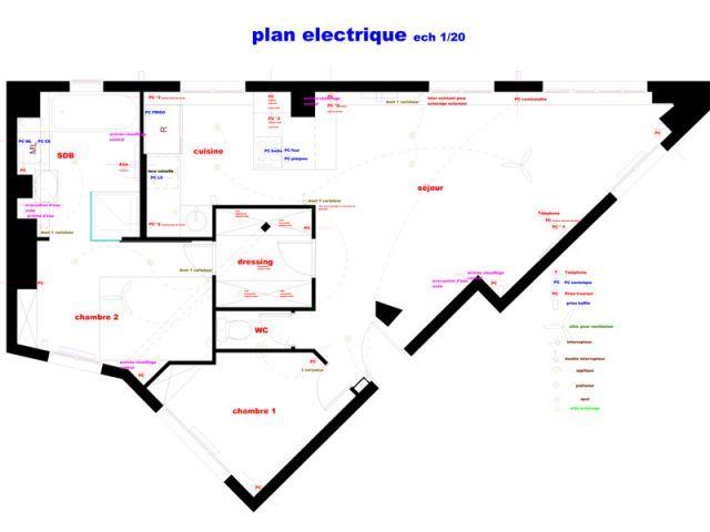 12 best Immeubles et Copropriété avec Baticopro images on Pinterest - Plan Electrique Salle De Bain