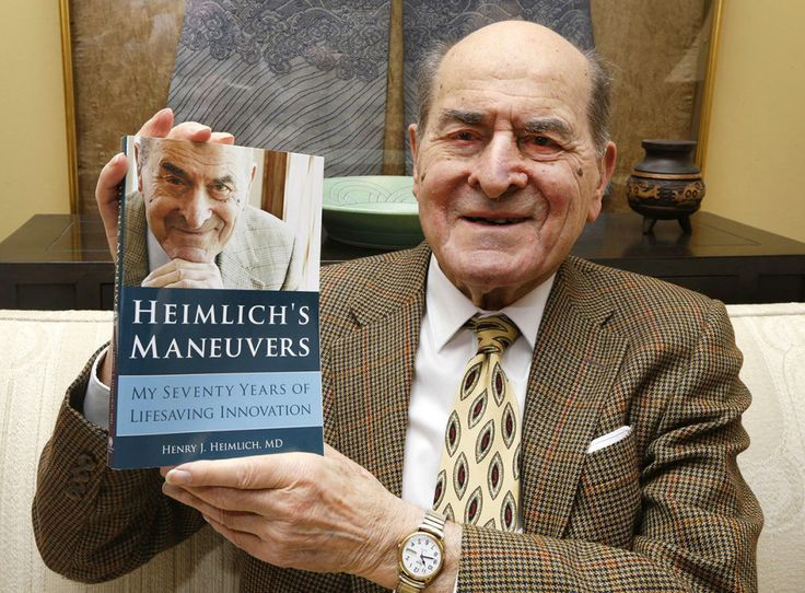 """Creative ideas are often attacked because people oppose change or do not understand new concepts."" --Dr. Henry Heimlich: Thoracic surgeon, medical researcher, and the inventor of the Heimlich maneuver (Feb. 3, 1920–Dec. 17, 2016)"