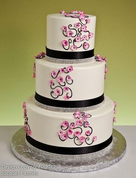 Wedding cake asian style