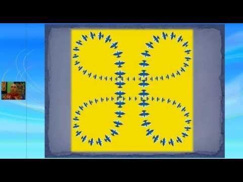 """Зрение. Упражнение для глаз """"КРУГ"""" из Тибетской гимнастики - YouTube"""