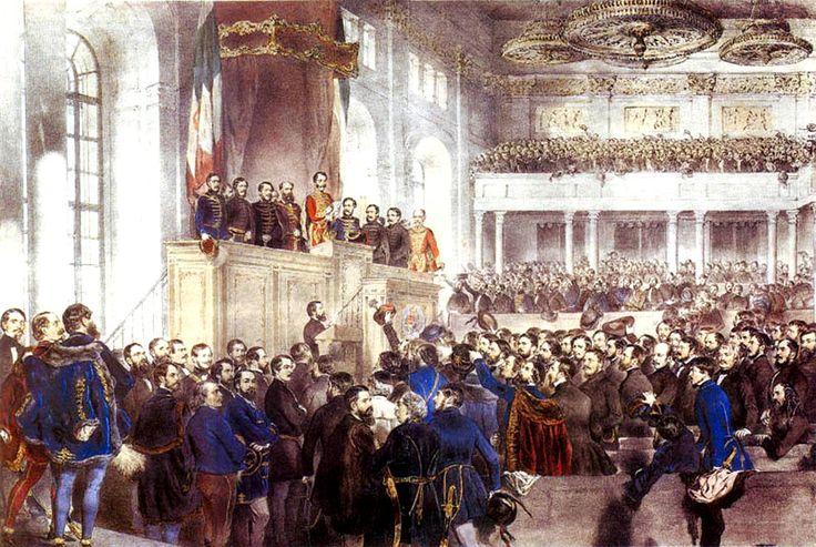 Országgyűlés megnyitása 1848 - Hungarian Revolution of 1848 - Wikipedia, the free encyclopedia