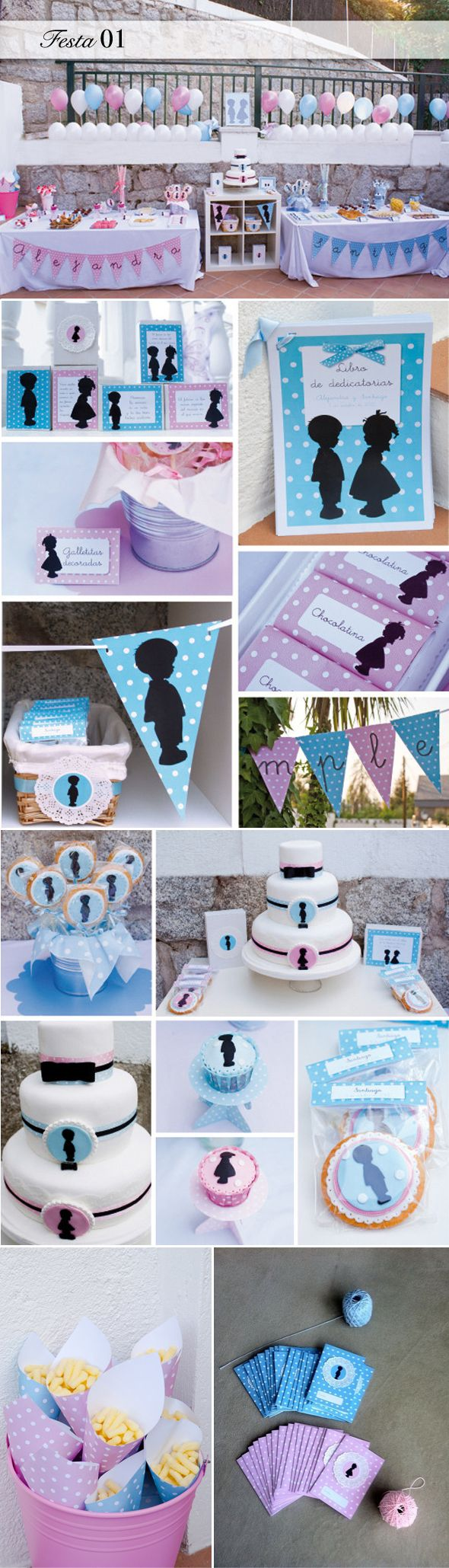 shop for glasses Gender reveal party  All About Babies