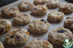 Овсяное диетическое печенье ингредиенты