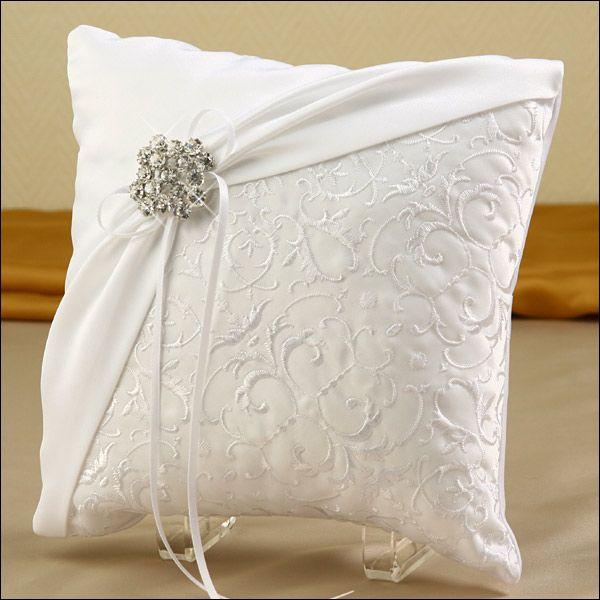 diy ring bearer pillow instructions