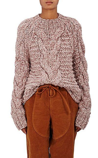 We Adore: The Francisca Baby Alpaca Sweater from Ulla Johnson at Barneys New York
