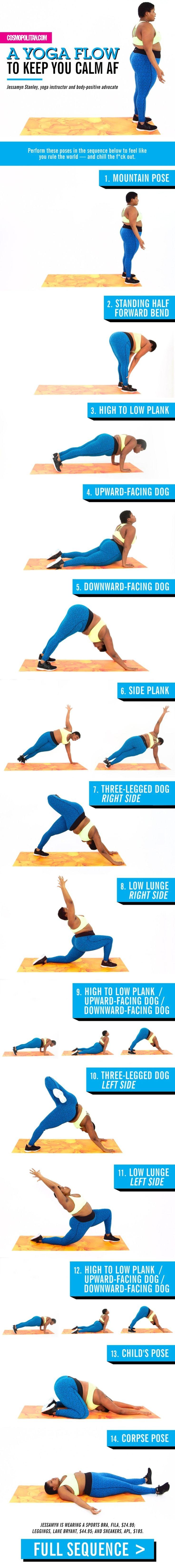 Best Yoga for Relaxation - Jessamyn Stanley Yoga Workout