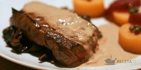 Aprende a preparar Lomo al Champignon con nuestra receta! Un plato lleno de sabor y con una suavidad única. ¡Ingresa para aprender a prepararlo!