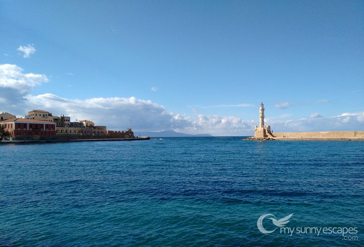 A beautiful, winter day at the Old Harbour of Chania. Imagine how it looks like during summer!  View our collection of villas in Chania and make your reservation here: http://mysunnyescapes.com/villas-Chania
