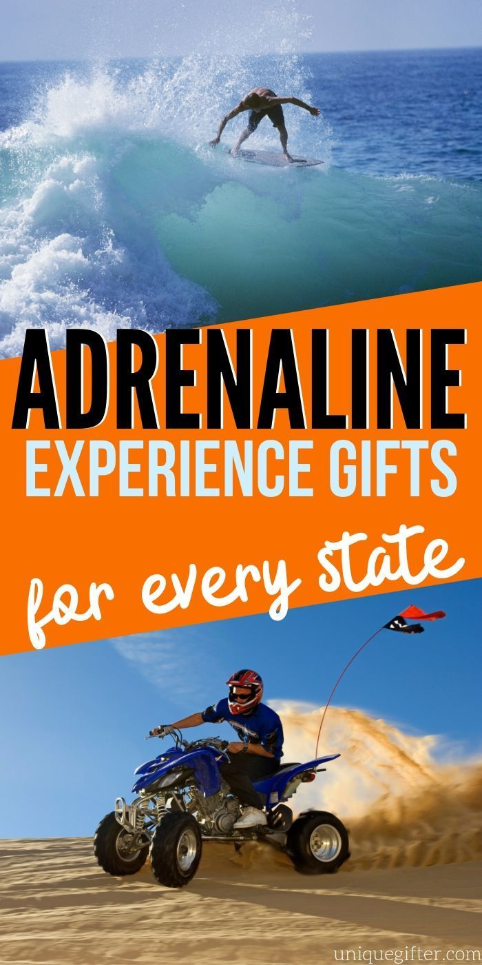 Adrenaline Junkie Experience Gifts Near Me Experience Gifts Best Gifts For Her Adrenaline Junkie