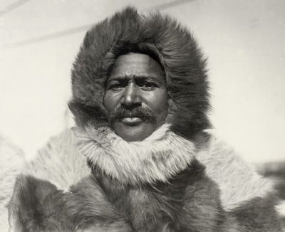 MATTHEW HENSON, the Arctic explorer who accompanied Admiral Robert E. Peary on a history making expedition to the North Pole in 1909.  Matthew Henson was born August 8, 1866, in Charles County, MD.  He Was The Great-Grand-Nephew Of Josiah Henson, Famous Runaway Slave And Author Who Helped Other Slaves To Freedom, Via The Underground Railroad. The state of Maryland named an undeveloped state park site in Montgomery County after Matthew Henson in 1991.