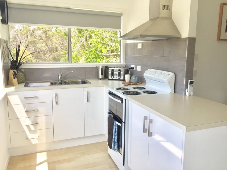Yowaka River Cottage Kitchen Minimal Style Cottage Grey Simple Style Kmart