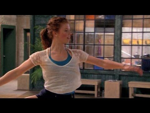 The Next Step - Giselle's Dance Solo