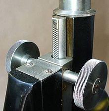Microscopio óptico - Wikipedia, la enciclopedia libre