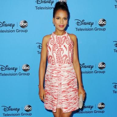 The secret to how Kerry Washington got those amazing abs!