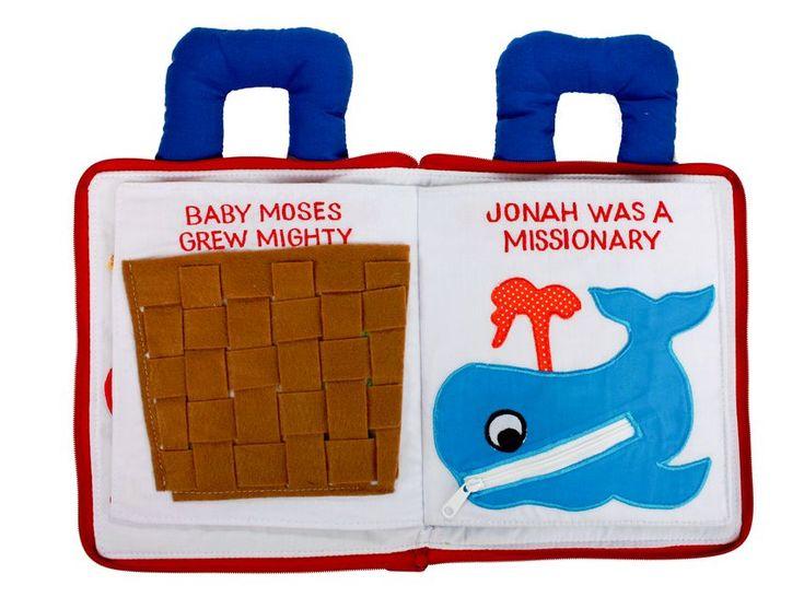 Zipper Jonah Whale Page