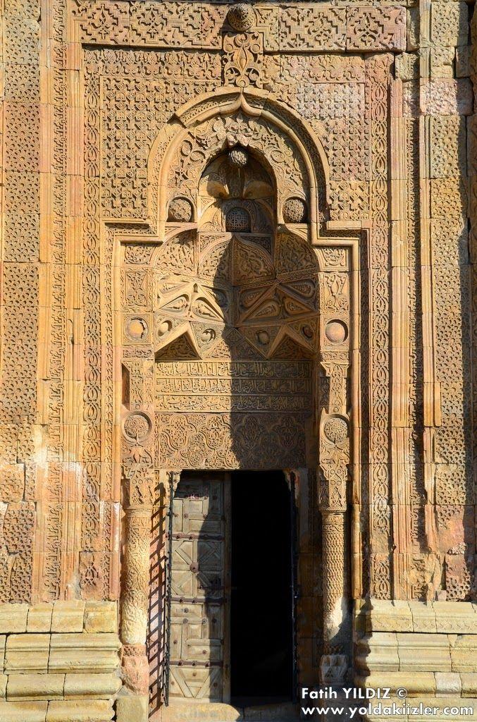 Sivas Divriği Ulu Camii Travel In 2019 Islamic Art