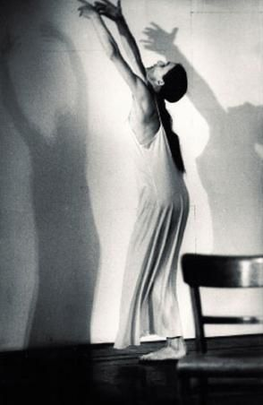 """""""I'm not so interested in how people move, but what moves them."""" pina bausch"""
