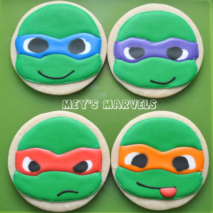 Baby Teenage Mutant Ninja Turtles