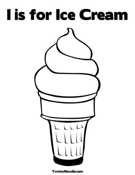 Google Image Result For Stwistynoodle Img Ice Cream Coloring PagesSummer DrawingsPrintable PagesIce
