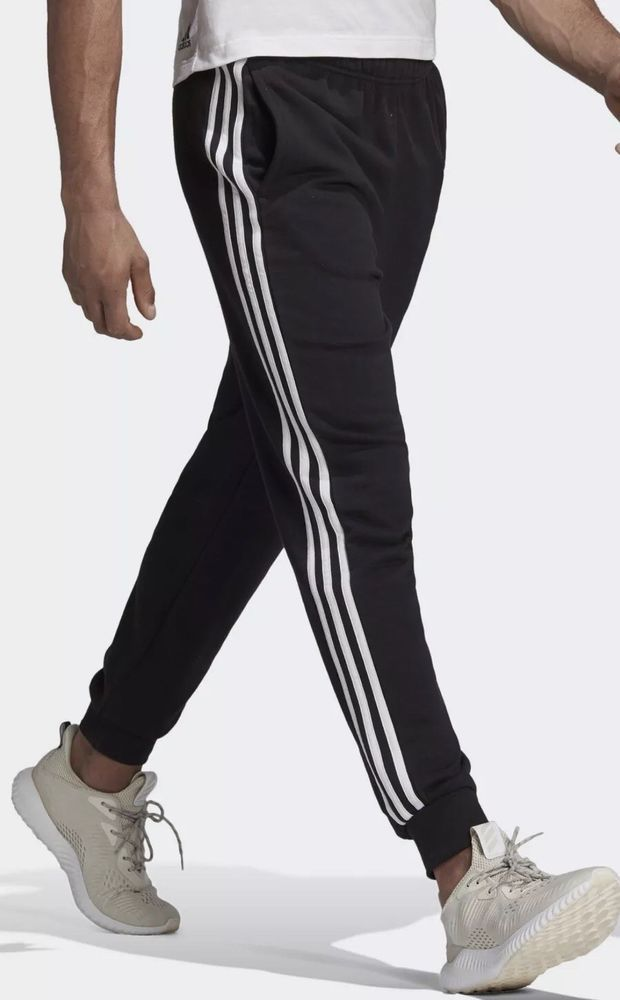 adidas fleece lined sweatpants