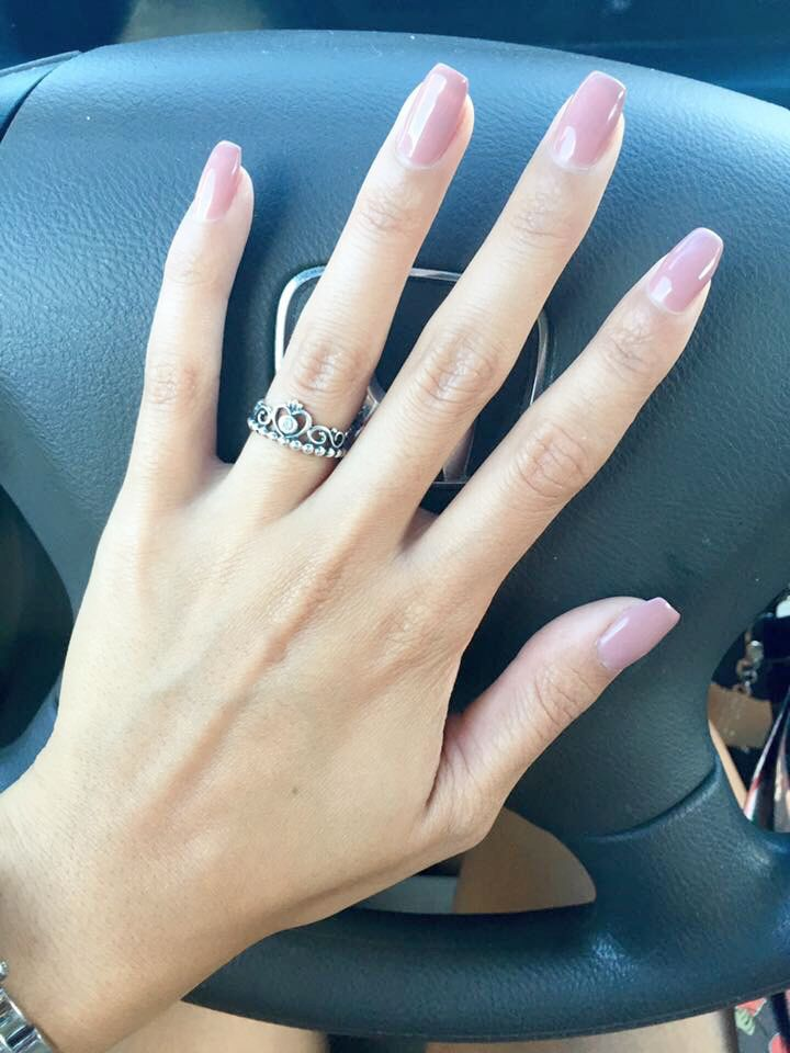 My princess ring from pandora