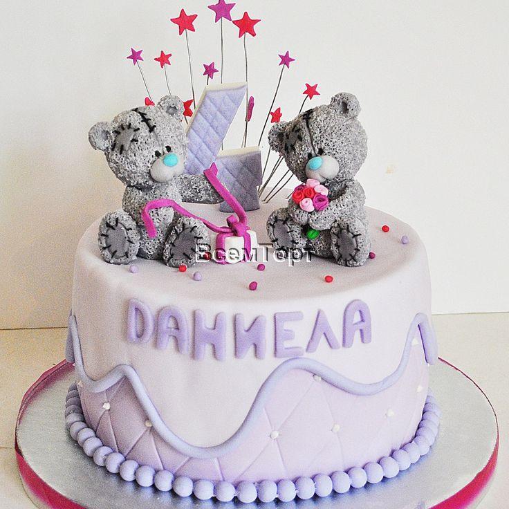 Детский торт на заказ -0002