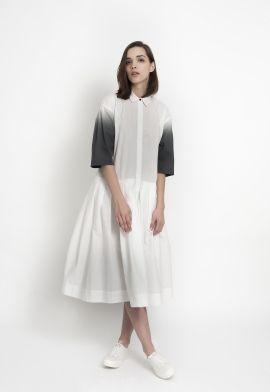Linen shirt dress | New Arrivals | Adelina Ivan Studio