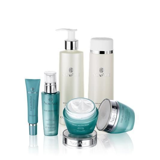 Oriflame NovAge True Perfection set (recommended for 20+) RRP £59.00