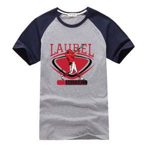 オリジナルtシャツ プリント 半袖 メンズ 野球T カジュアル - Ink CMYK