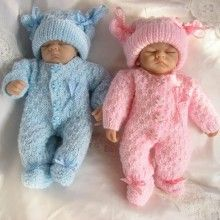 10 Quot Doll Premature Baby 23 Knits For 10 Quot Reborns
