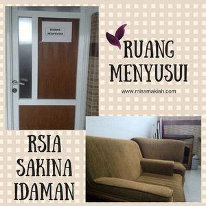 Review RSIA Sakina Idaman Sleman Jogja