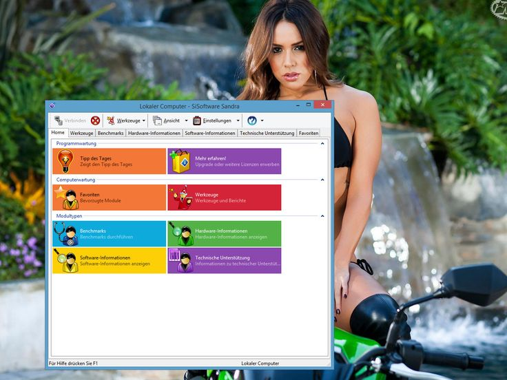 SiSoft Sandra Lite - Download - CHIP
