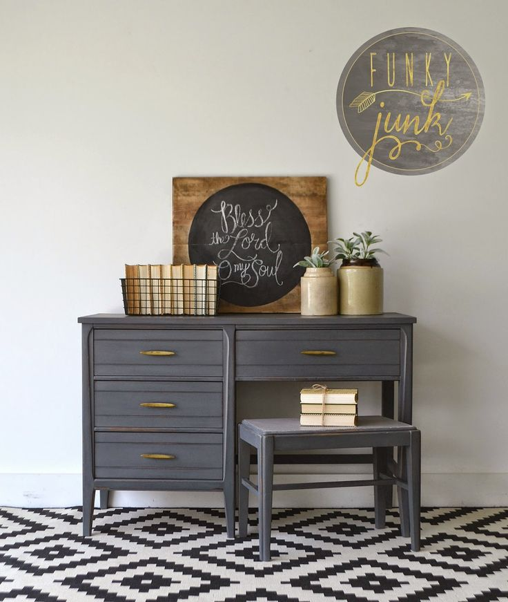 Office Furniture Houston Tx Painting: 25+ Best Ideas About Gray Desk On Pinterest