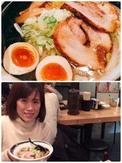 ゆず塩ラーメン キャナルのラーメンスタジアムで札幌のゆず塩ラーメンをいただきました  あっさりして柚子の香りがプーン()  私の好きな味です tags[福岡県]
