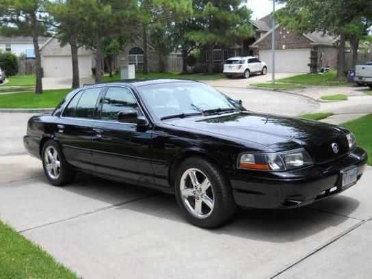 Automobile Finds: Muscle Car Monday - 2003 Mercury Marauder For Sale on $15,500